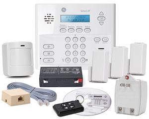 GE Simon XT Primary Alarm System With Verizon GSM #806493NXTGSM